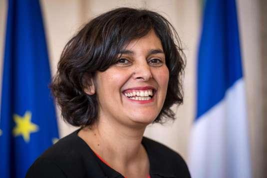 La ministre du travail Myriam El Khomri, le 12 février.