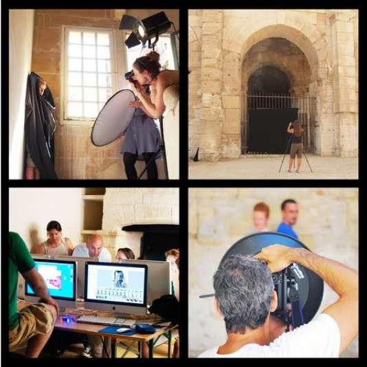 Les Rencontres d'Arles proposent des stages photos à thème, le temps d'un week-end.