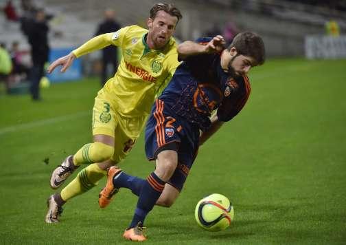 Le FC Nantes, victorieux face à Lorient samedi 13 février.