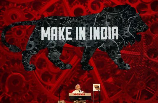 Avec sa campagne «Make in India», le premier ministre indien Narendra Modi multiplie les appels du pied en destination des investisseurs étrangers.