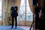 Manuel Valls à Paris le 28 janvier 2016.