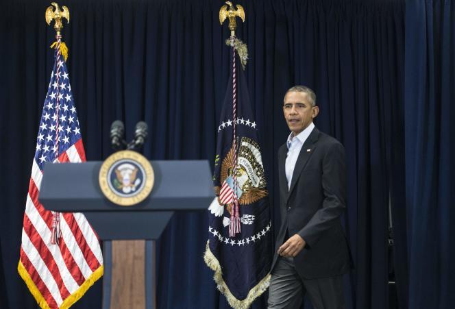 Barack Obama a annoncé qu'il ne renoncerait pas à nommer un successeur à Antonin Scalia au prétexte d'une année électorale.