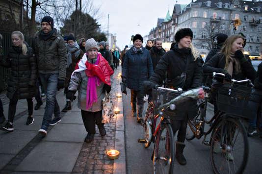 Le 14 février 2015, un jeune Danois a ouvert le feu lors d'une conférence, puis devant une synagogue, faisant deux morts.