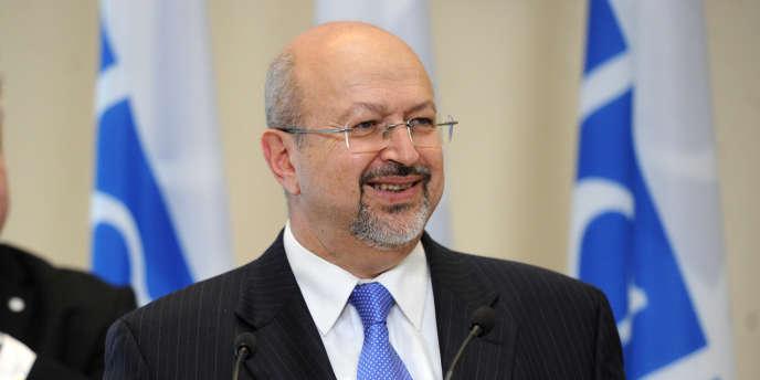 Lamberto Zannier est secrétaire général de l'OSCE, l'organisation chargée de contrôler la mise en place des accords de Minsk sur l'Ukraine.