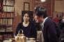 "Yoon Heejong (Kim Min-hee) et Ham Cheonsoo (Jung Jae-young) dans le film sud-coréen de Hong Sang-soo, ""Un jour avec, un jour sans""."