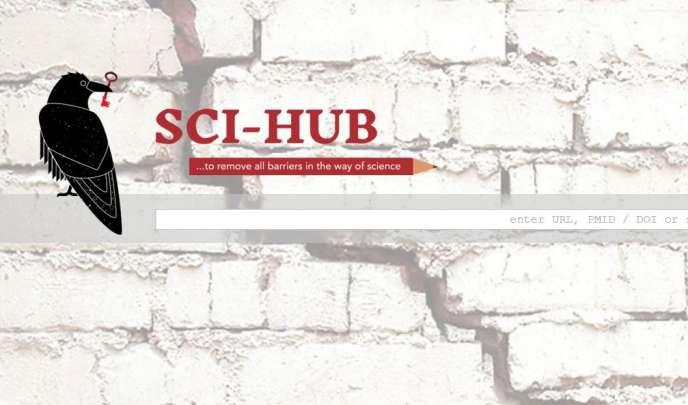 47 millions d'articles de recherche sont disponibles sur Sci-Hub, selon les chiffres donnés par le site.
