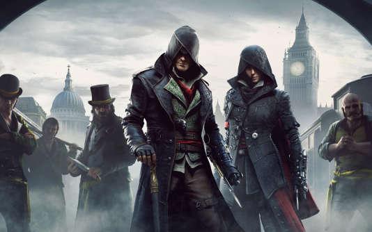 La principale franchise d'Ubisoft, « Assassin's Creed », est connue dans le monde entier.