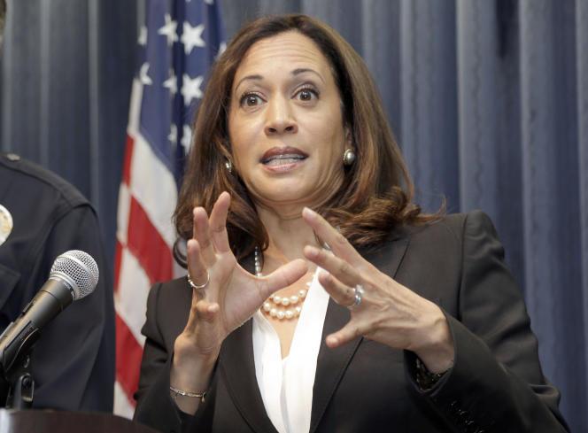 Kamala Harris fait partie des candidats potentiels à la Cour suprême.