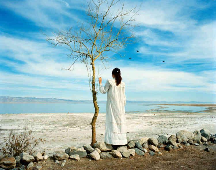 Dans les années 1950, le tourisme battait son plein autour de la Salton Sea. Depuis les eaux se sont évaporées et les visiteurs envolés.