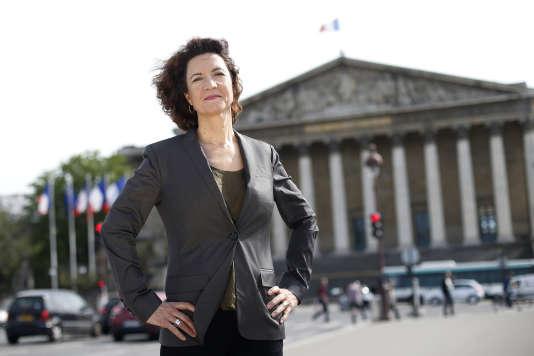 Marie-Eve Malouines dirige la Chaîne parlementaire depuis mai 2015.