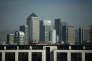 «Face à ces nuages qui s'accumulent, les marchés ont choisi de se mettre des œillères et de croire que tout ira pour le mieux» (Photo: la City de Londres, en 2016).