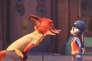 «Zootopie », un film d'animation américain de Byron Howard et Rich Moore.