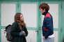 """Liv Henneguier et Yoann Zimmer dans le film franco-polonais de Julia Kowalski, """"Crache cœur""""."""