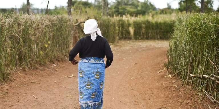 Wairimu V., 65 ans, a été violée par un groupe d'hommes dans un camp de personnes déplacées, lors des violences postélectorales de2007 au Kenya.