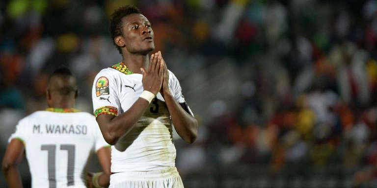 Le capitaine des Black Stars ghanéens Asamoah Gyan rejoint le SIPG de Shanghai, pour la somme de 350000euros par semaine !