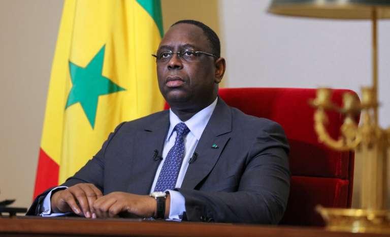 Le président Macky Sall, à Dakar, le 16 février 2016.