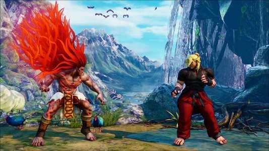 Entre les vieux héros revisités et les nouveaux personnages décalés, «Street FighterV» apporte un vent de fraîcheur au casting.