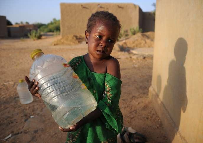 Au Mali en 2013.