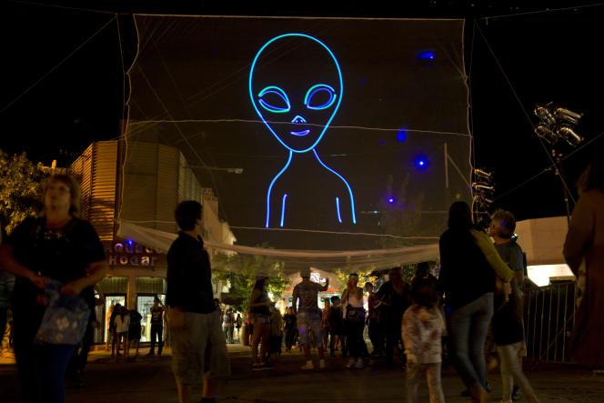 Festiwal Cudzoziemców w Capilla del Monte w Argentynie 13 lutego 2016 r.