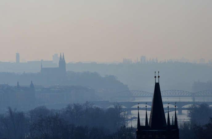 Prague, capitale de la République Tchèque, une progression de 4,3% de son produit intérieur brut