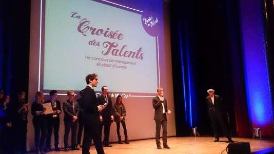 La Croisée des talents tient sa 12e édition à Deauville.