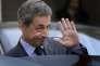 Nicolas Sarkozy, le 22 janvier 2016 à l'Elysée.
