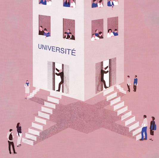 L'université veut la crème des bacheliers