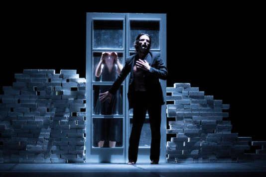 """Photo du spectacle """"Je t'ai rencontré par hasard"""" de Marie-Claude Pietragalla et Julien Derouault."""