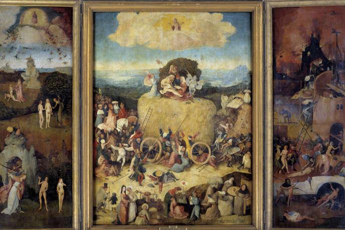 Ce triptyque (1510-1516) représente