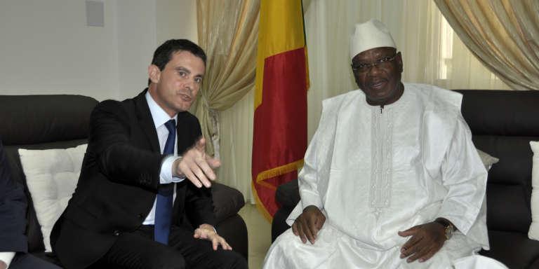 La dernière visite de Manuel Valls au Mali remonte à novembre 2013. Il était à l'époque ministre de l'intérieur.