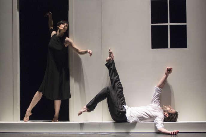 Marie-Claude Pietragalla et Julien Derouault dans