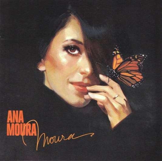 Pochette de l'album «Moura», d'Ana Moura.