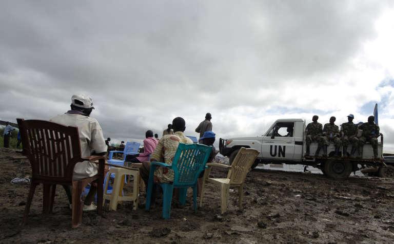 Plus de 47 500 personnes vivent dans la base de Malakal, au Soudan du Sud.