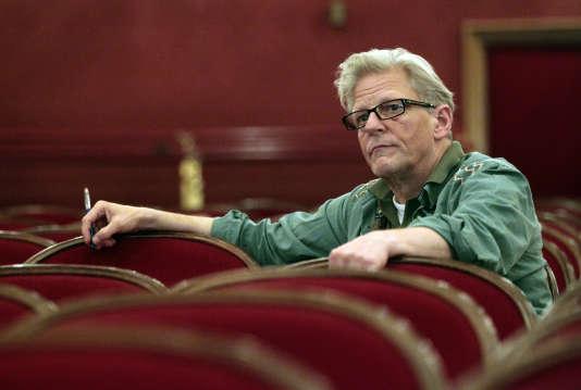 L'artiste belge Jan Fabre à Vienne en juillet 2012.
