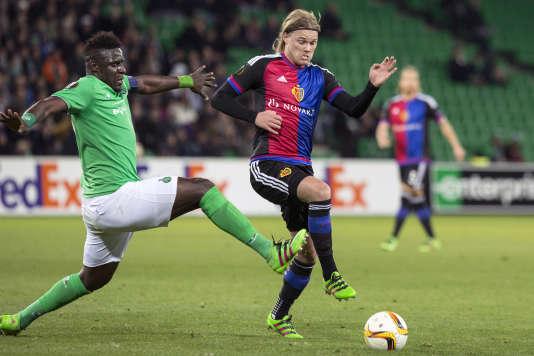 Saint-Etienne ne s'est pas facilité la tâche à Geoffroy-Guichard en battant les Suisses de Bâle 3-2.