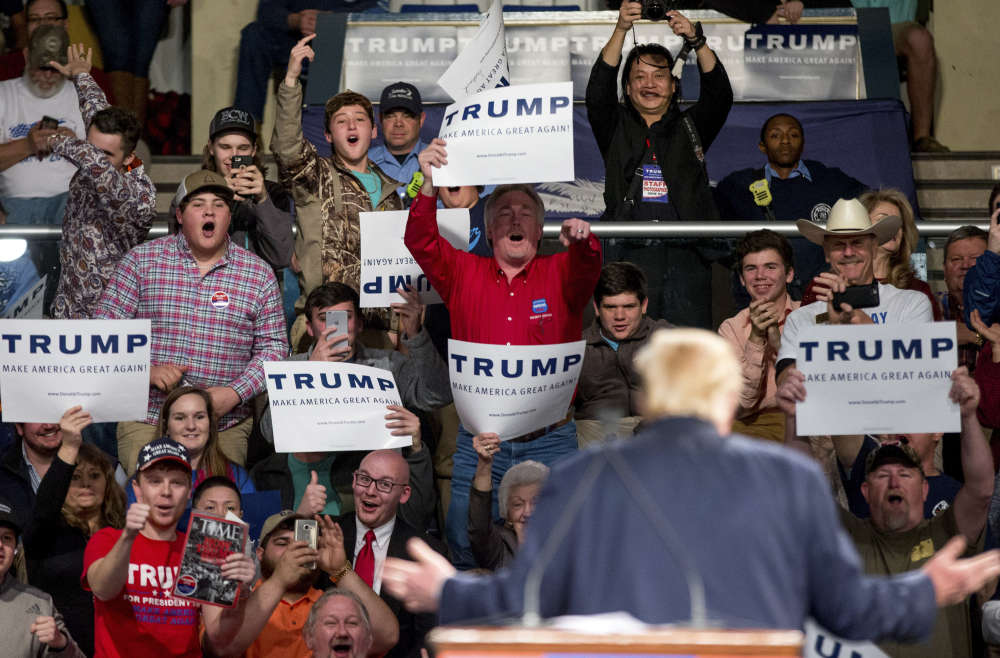 Jeudi soir, Donald Trump participera à un forum-débat sur CNN à Columbia. Il aura face à lui Jeb Bush et John Kasich.