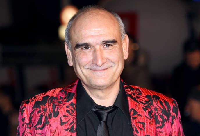 Pascal Nègre, en janvier 2012 à Cannes.