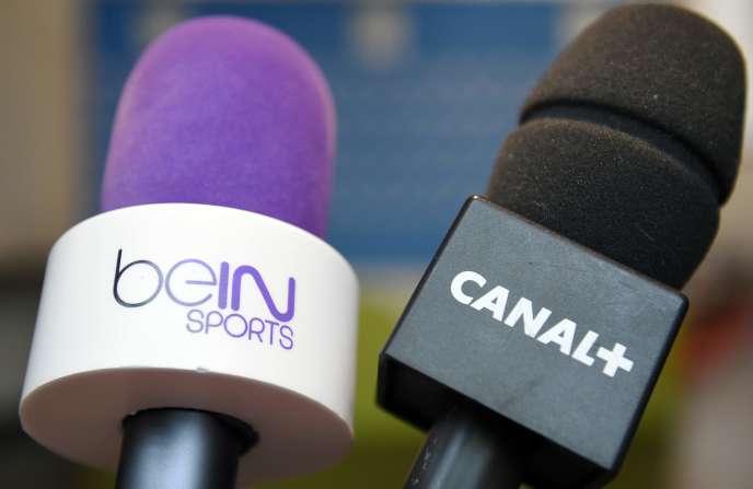 Canal+ et BeIN Sports se disputent les droits télévisuels des compétitions sportives depuis 2012.
