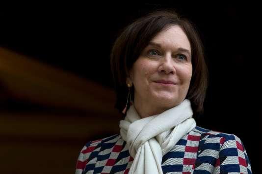 Laurence Rossignol, la ministre de la famille, de l'enfance et des droits des femmes.