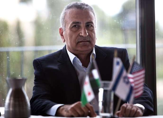 Kamal Al-Labwani, à Jérusalem, le 18 février.