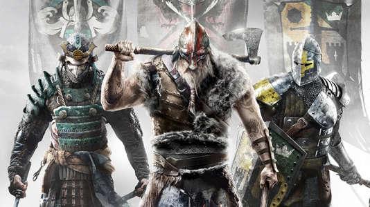 For Honor, avec ses héros sortis du passé et ses batailles épiques, sera l'une des nouvelles franchises d'Ubisoft.