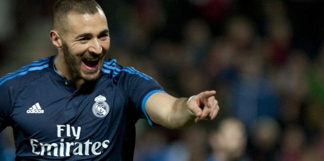 Karim Benzema, le 7 février.