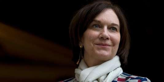 La ministre des familles, de l'enfance et des droits des femmes, Laurence Rossignol, le 18 février 2016 à Paris.