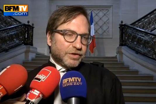Patrice Spinosi  interviewé par plusieurs médias le 21 janvier 2016.