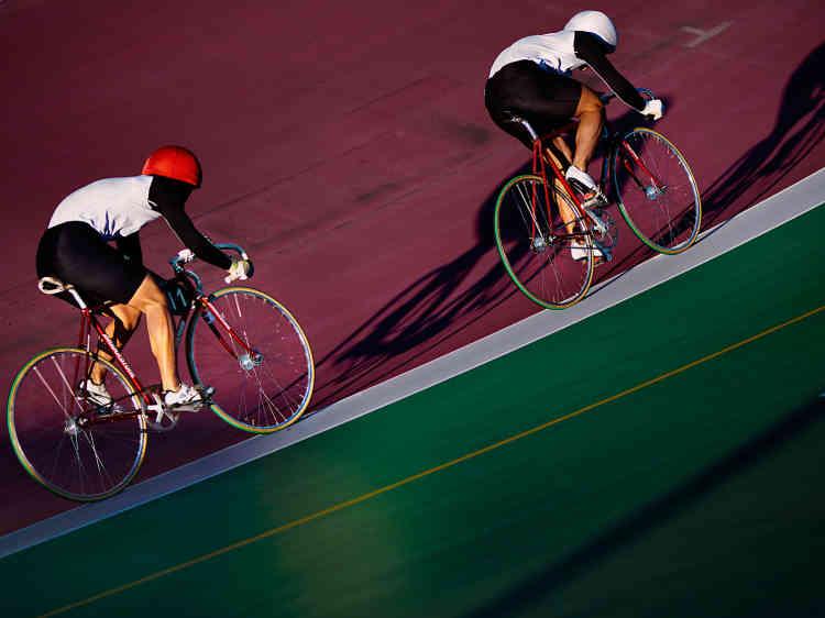 Chaque couleur de casque a une signification : rouge pour les forts en endurance, noir pour les bons sprinteurs, blanc pour ceux cumulant les deux, vert ou bleu pour ceux qui « doivent travailler ».
