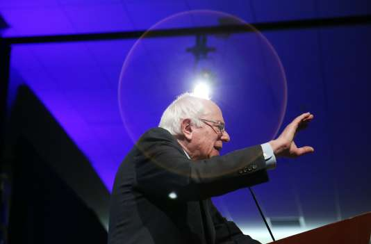 Les discours de Bernie Sanders résonnent auprès de la population locale qui a été durement frappée par la crise immobilière depuis 2008.