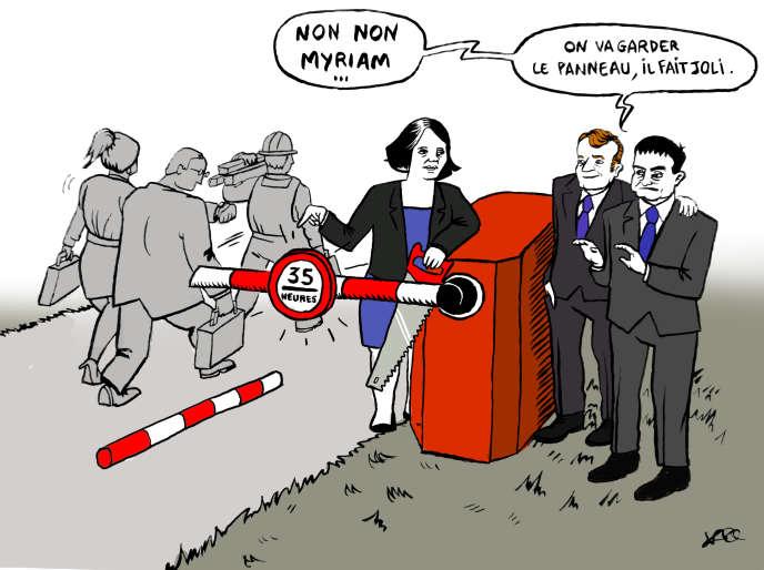 35 Heures La Loi El Khomri Derniere D Une Longue Serie D