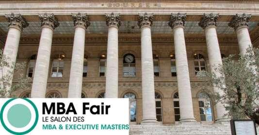 «Le Monde» organise le MBA Fair, samedi 19 mars au Palais Brongniart, à Paris.
