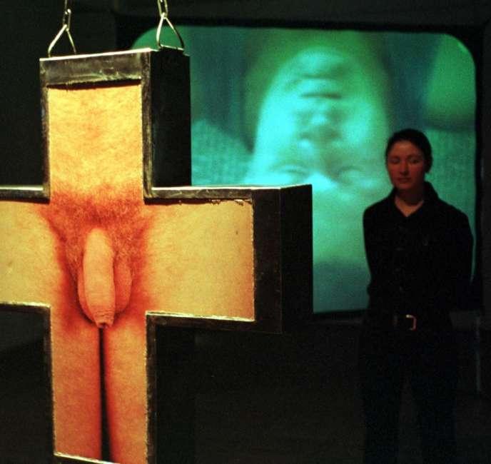 «Pasja» («passion», 2001),  deDorota Nieznalska.