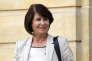 Christine Lazerges le 24 septembre 2012 à l'Hotel Matignon, à Paris.